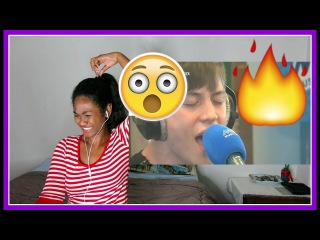 MNM Marathonradio Loïc Nottet Chandelier Sia Cover LIVE| Reaction