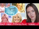 Holly Willoughby's Attractive Voice Speech