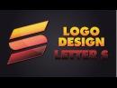 Illustrator Tutorial Letter S Logo