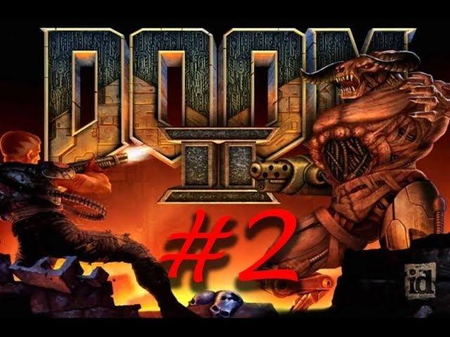 Doom II: Hell on Earth / Ад на Земле (Часть 2 / Уровни 8 - 14 / Heavy Metal) [4K] 2160p/60