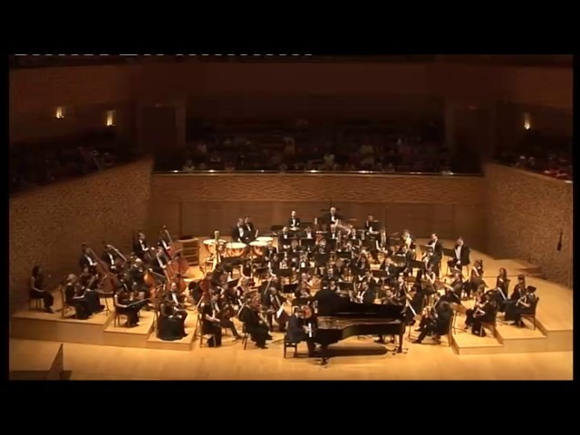 Rachmaninoff Rhapsody on a theme of Paganini (Stanislav Korchagin : Piano)