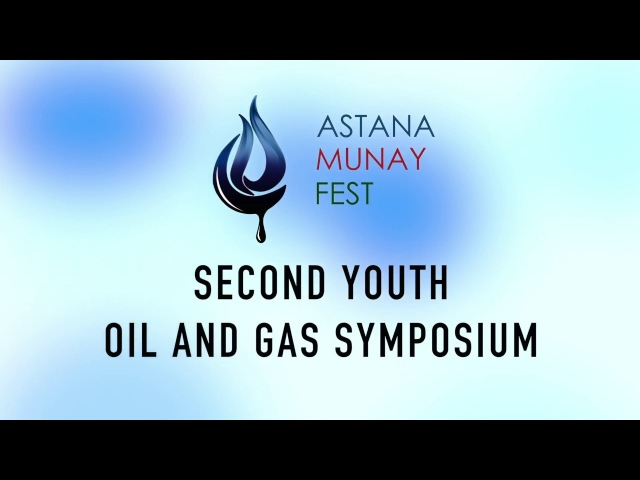 Second Youth Oil and Gas Symposium
