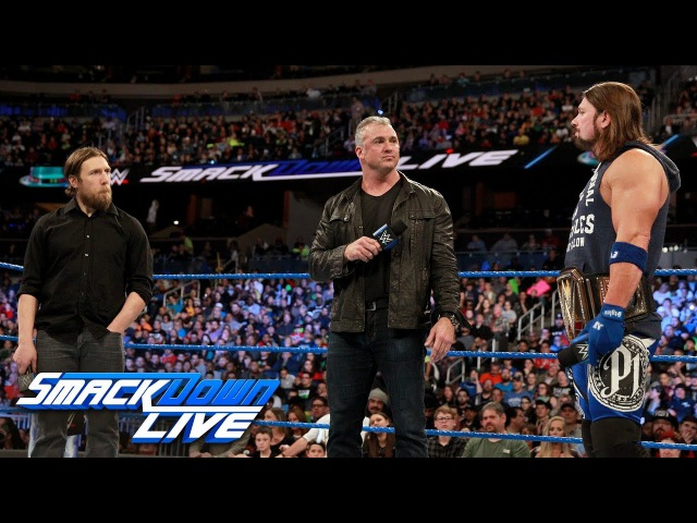 McMahon Bryan continue to disagree en route to turbulent main event SmackDown LIVE, Jan. 2, 2018