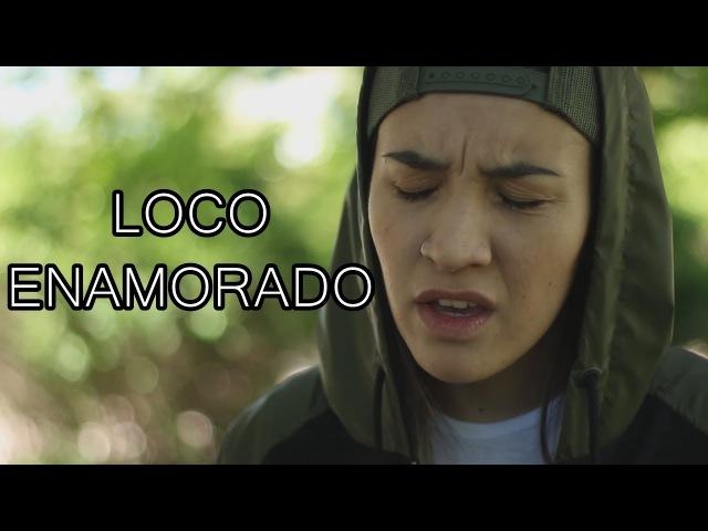 Loco enamorado - Abraham Mateo (VIDEOCLIP COVER)   Shansho ft ABailarConMaga