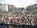 9 апреля 2014. Донецк. ОГА 09.04.14
