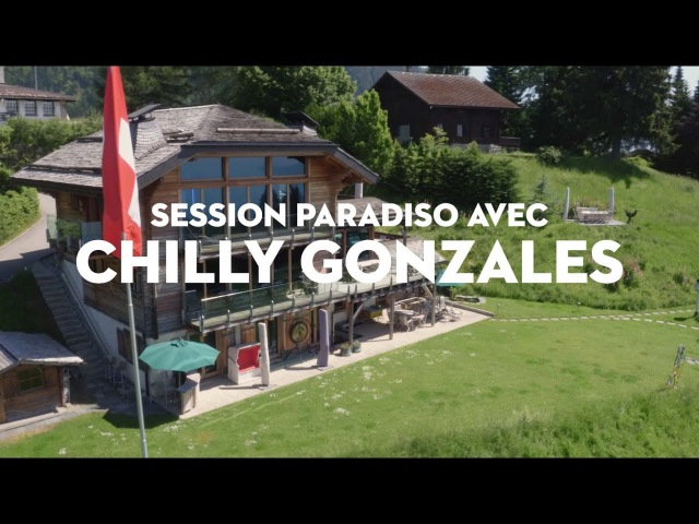 Montreux Jazz Festival 2017 | Session Paradiso - Chilly Gonzales (Full Session)