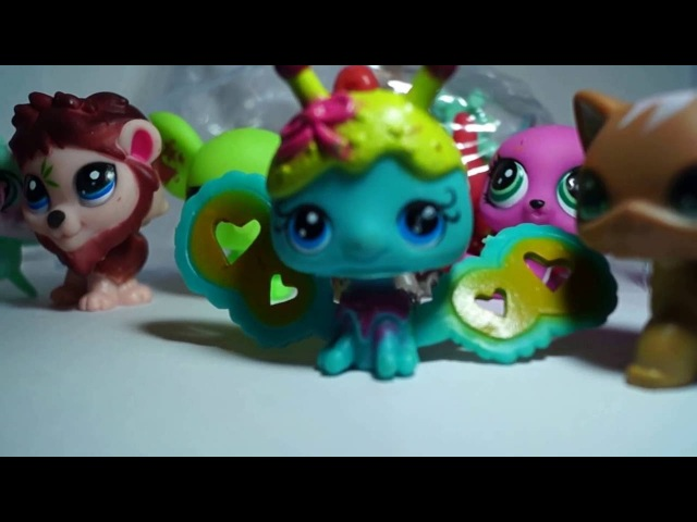 Распаковка LPS Littlest Pet Shop Литлест пет шоп с Алиэкспресс
