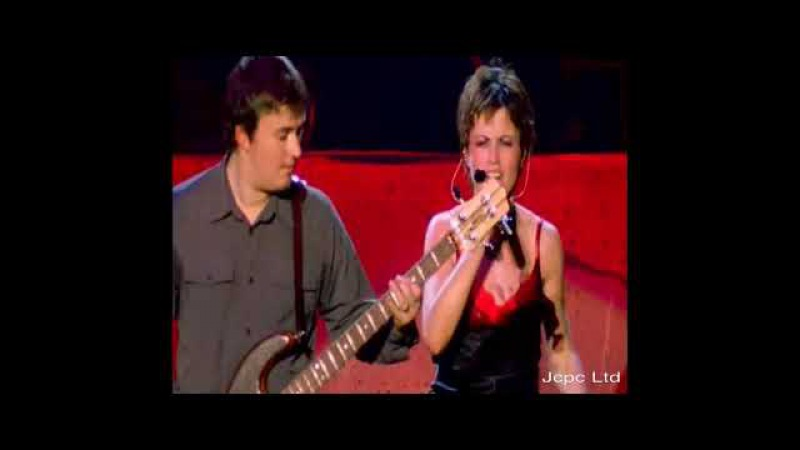 "The Cranberries ""Delilah"" Beneath The Skin Live In Paris France 1999 HD"