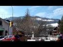 Западная Украина горы Карпаты Ясиня Чёрная Тиса путешествие туризм 6-2702