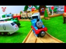 Wooden train city toy trains stories brio trains with thomas and friends - brio train for kids 4K