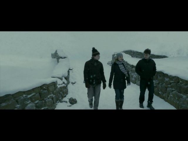 Гарри Поттер и Принц-полукровка.Любопытство Гермионы.Разговор в пабе