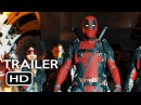Deadpool 2 Official Teaser Trailer 4 2018 svk/CINELUX