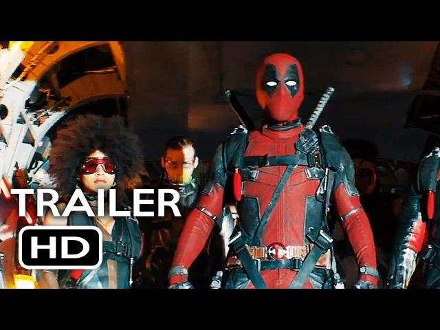 Deadpool 2 Official Teaser Trailer 4 (2018) [ vk.com/CINELUX ]