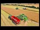 10x Harvest compilation 3x Perard, Horsch, Annaburger, Hawe, Multos, Gustrower, Bergmann, Fast Corn