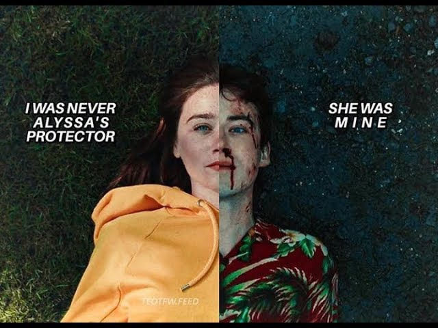 Alyssa and James - To build a home   The End of the F***ing World