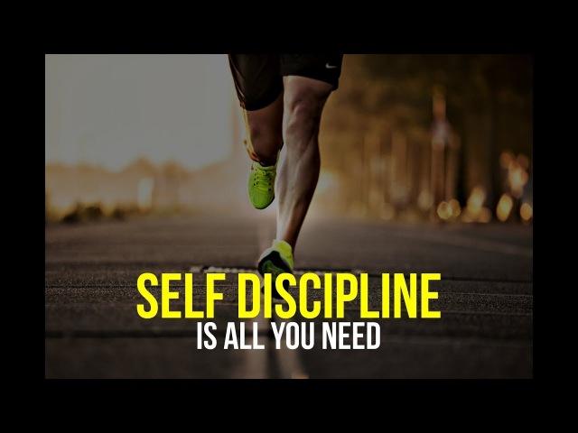 SELF DISCIPLINE - Motivation for Daily Discipline (Video Advice)