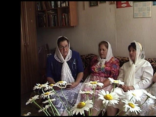 Псалом 138 Поют сестры из Общины ДХМ д Слободка