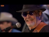 Merle Haggard live on stage