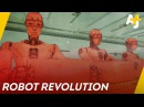 Robots And AI: The Future Is Automated And Every Job Is At Risk [Automation, Pt. 1] | AJ Docs