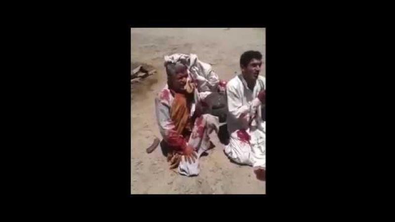 Iraqi Troops Execute Alleged ISIS Militants Tropas iraquíes ejecutan presuntos militantes de ISIS