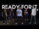Ready For It ft Charlize Glass - Taylor Swift   Brian Friedman Choreography   IAF Compound