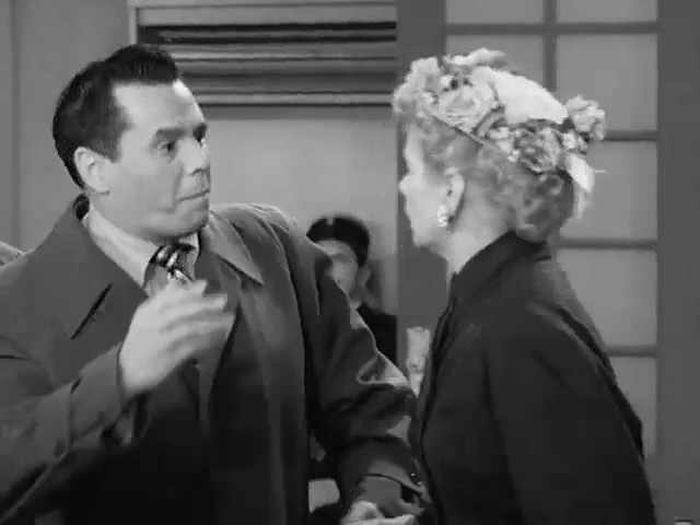 I Love Lucy Down the Line of Translation