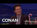 James Franco Wants To Take Tommy Wiseau To The Oscars - CONAN on TBS