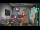 SHIZA Падение Акибы / Akiba`S Trip The Animation TV - 7 серия Mamoru Viki 2017 Русская озвучка