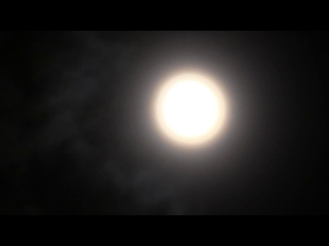 Супер Луна Керчь Жуковка 01 00 4 декабря 2017г
