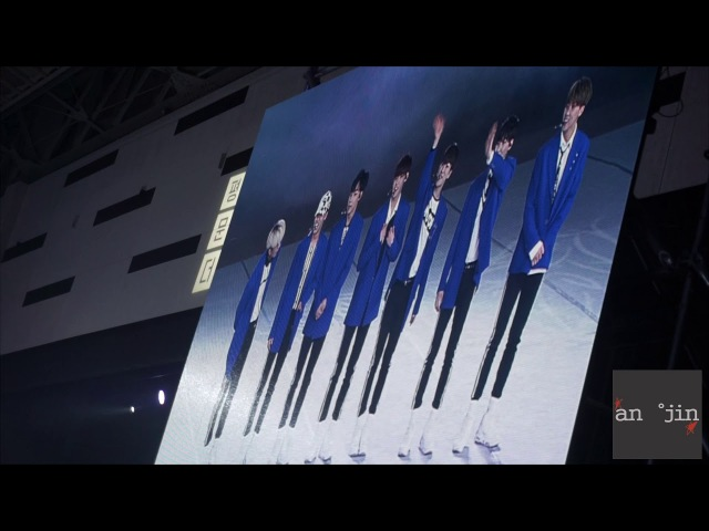 180212 • WDC: OLYM-POP Festival • conversational part • ONF