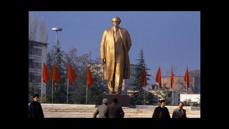 Enver Hoxha Tungjatjeta!