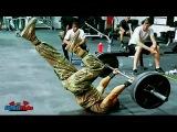 Да он просто ЗВЕРЬ! Тренировка морпеха США Diamond Ott Упражнения от Американского солдата