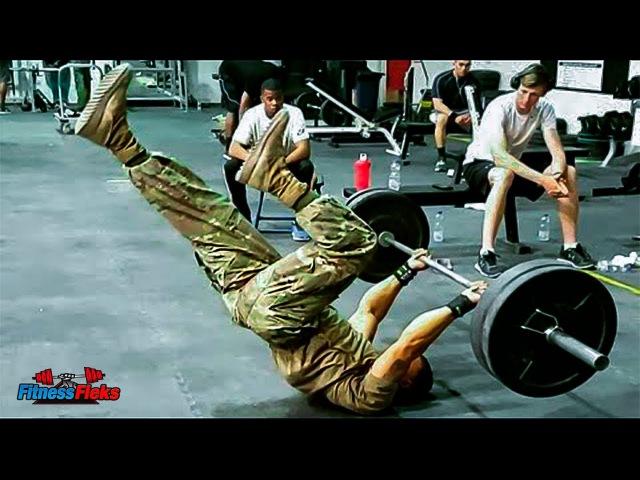 Да он просто ЗВЕРЬ! Тренировка морпеха США | Diamond Ott | Упражнения от Американского солдата