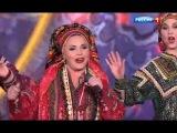 Хоровод Надежды Бабкиной - Ивушки  Субботний вечер от 19.11.2016