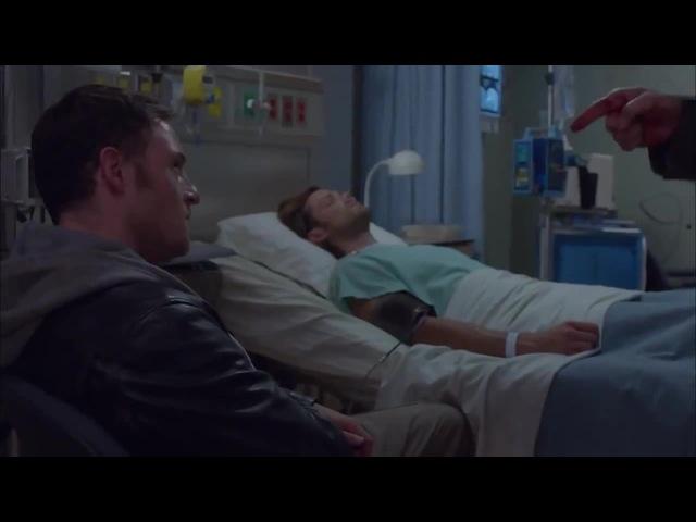 Сверхъестественное (9 сезон) — Смешные дубли со съёмок на русском