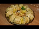 Кавказский хинкал с куриным мясом. Простой хинкал с курицей.