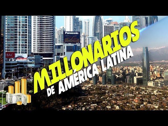 Los 8 países más ricos de América Latina