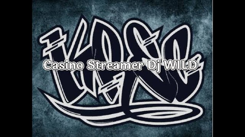 Casino Streamer Dj WILD - Группа KREC в казино CASINIA |18
