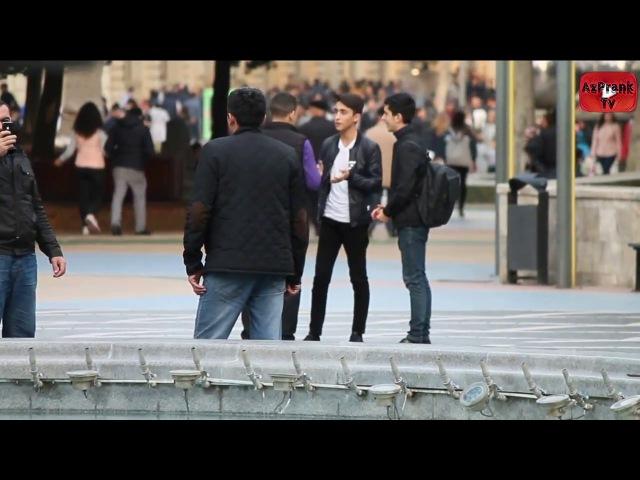 Армянин в Баку социальный эксперимент/подстава или нет?/ermeni Bakida social experement
