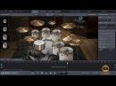 Superior Drummer 3 Iron Maiden drums show by Vithor Hugo Studios