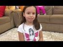 Гимнастика Gymnastik Мелиса показывает гимнастику Гимнастка Мелиска Видео для детей
