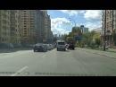 Урок вождению по городу