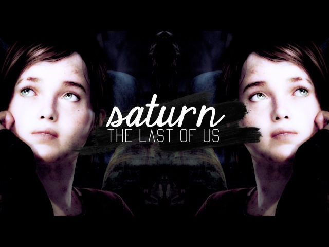 The Last of Us Saturn [thanks for 1,000 subs]