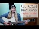 All about that bass Meghan Trainor Xandra Garsem cover Subtitulada