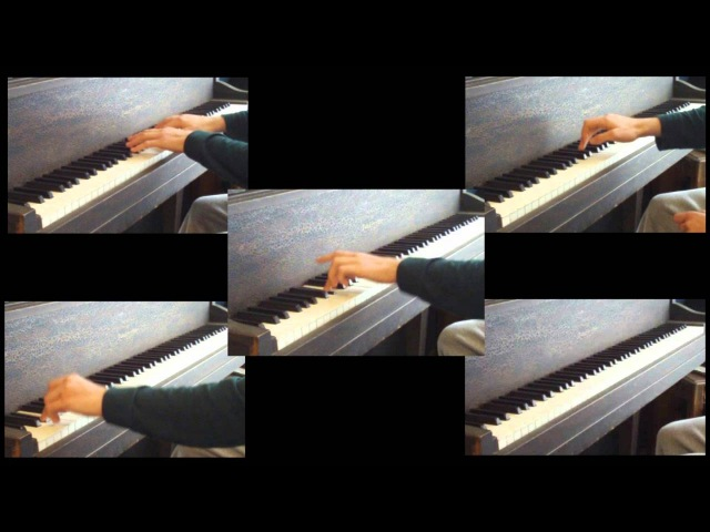 Dethklok - I Tamper With the Evidence on Piano