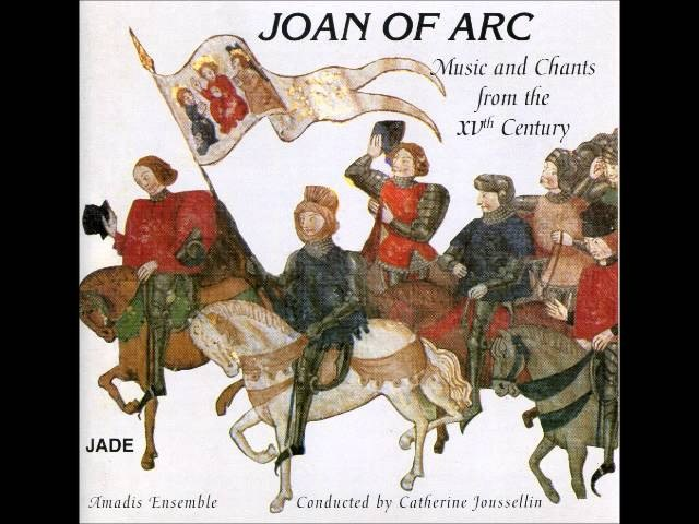 JOAN OF ARC From The XVth Century