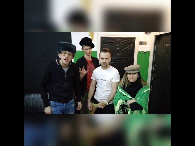 Группа Chok Band в Коммуналке