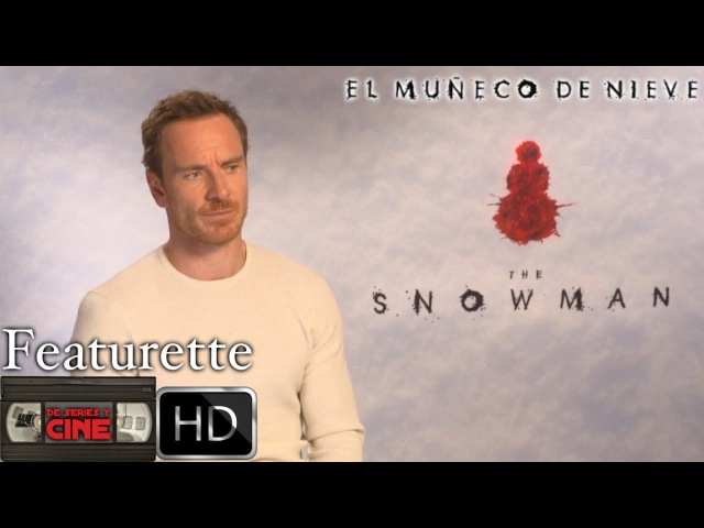EL MUÑECO DE NIEVE (The Snowman) -Entrevista a Michael Fassbender -DSYC