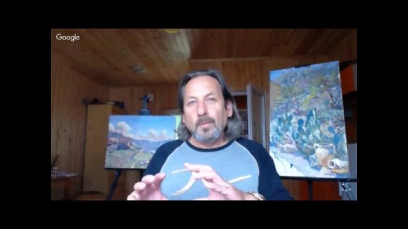 Вводная беседа в курс живописи. 1 ступень Пейзаж. Натюрморт