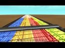 Scrap Mechanic - Step Sequencer (music, Ленинград - Мобильник, cover)
